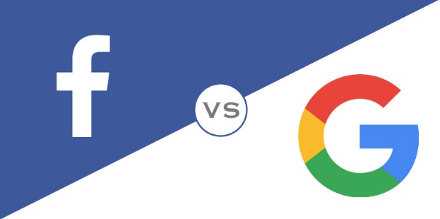 Image result for adwords vs facebook real estate